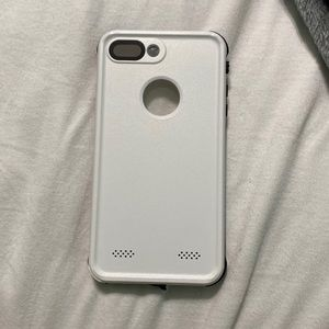waterproof iphone 7/8 plus case